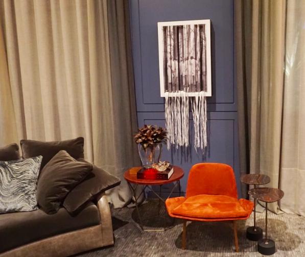 Olho casa cor 2016 Sala dos Amigos - Denise Barreto