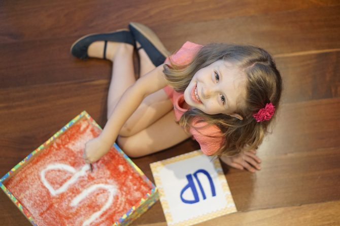 Jardim de açucar para ajudar no vocabulário da criançada.