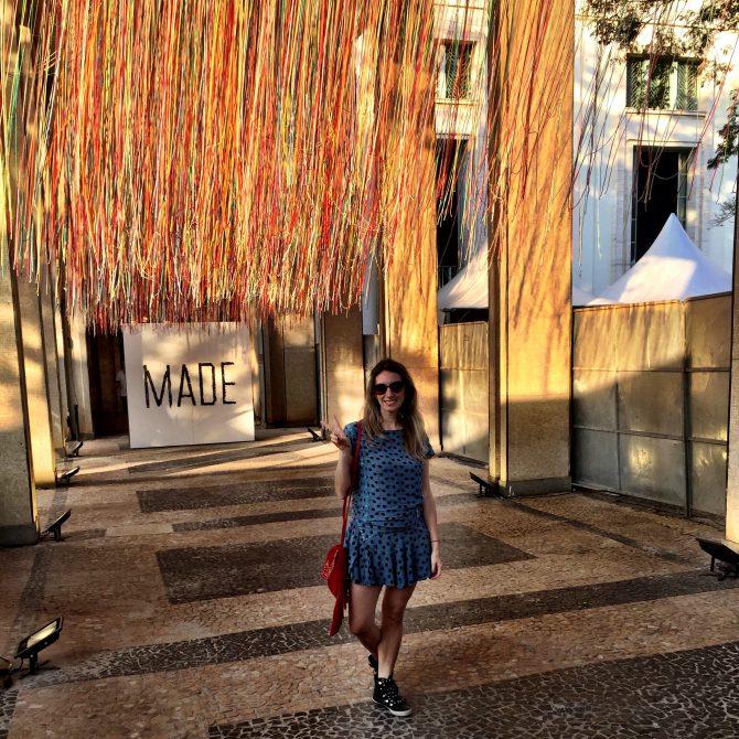Fefê Rosada na DW e Made no jóquei clube de São Paulo