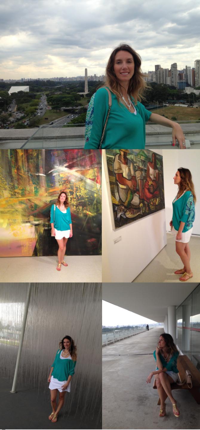 MAC. Saia da rotina e visite sua cidade e descubra vistas incríveis. by Fefê Rosada do Up na Vidinha.